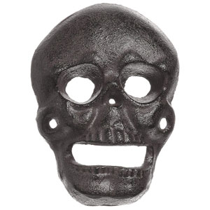 Mixology Skull Bottle Opener