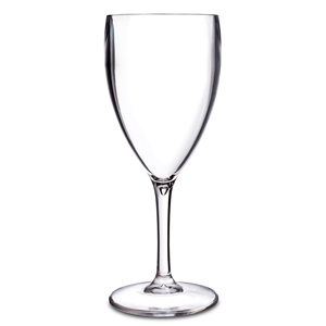 Premium Unbreakable Clear Wine Glasses 12oz / 345ml