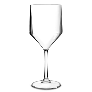 Premium Unbreakable Modern Clear Wine Glasses 16oz / 450ml