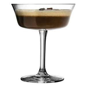 Urban Bar Retro Fizzio Coupe Glasses 9.1oz / 260ml