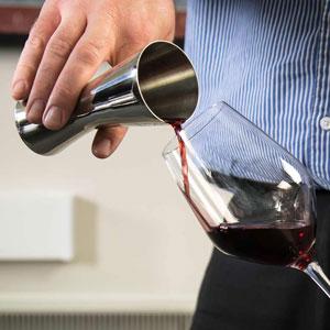 Urban Bar Aero Wine Measure CE Marked 125ml