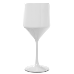 Premium Unbreakable Modern White Wine Glasses 16oz / 450ml
