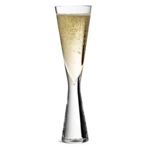 Urban Bar Classic Champagne Flutes 6oz / 170ml