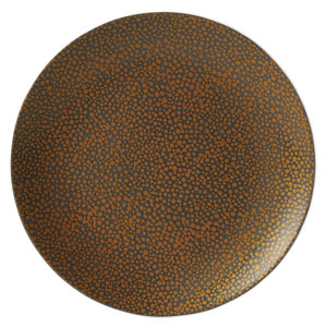 Purity Pearls Copper Coupe Plates 6inch / 16cm
