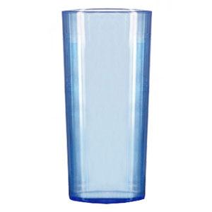 Econ Polystyrene Hiball Tumblers CE Neon Blue 10oz / 284ml