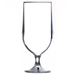 Elite Polycarbonate Goblets Clear 10oz / 285ml