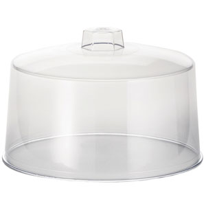 Plastic Cake Cover with Handle