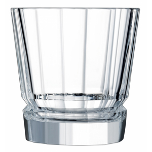 Cristal D'Arques Macassar Old Fashioned Tumblers 11.25oz / 320ml