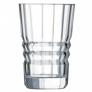 Cristal D'Arques Architecte Hiball Tumblers 12.75oz / 360ml