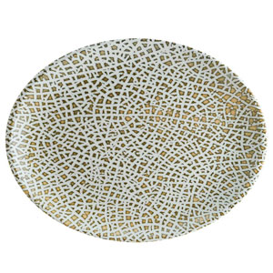 Taipan Oval Dishes 9.8inch / 25cm