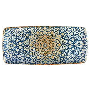 Alhambra Rectangular Dishes 9inch / 23cm