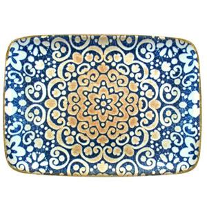 Alhambra Rectangular Plates 13.4inch / 34cm