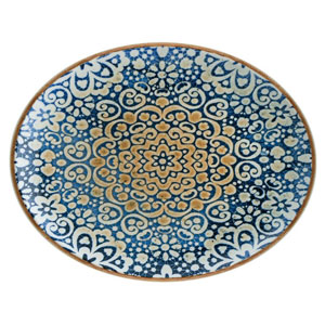 Alhambra Oval Dishes 9.8inch / 25cm