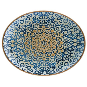 Alhambra Oval Dishes 14inch / 36cm
