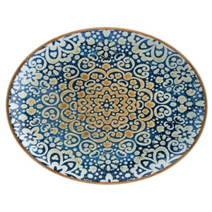 Alhambra Oval Dishes 12.2inch / 31cm