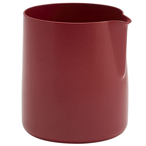 Non-Stick Milk Jug Red 5oz / 150ml