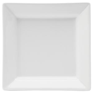 Utopia Anton Black Matrix Deep Square Plate 7inch / 18cm