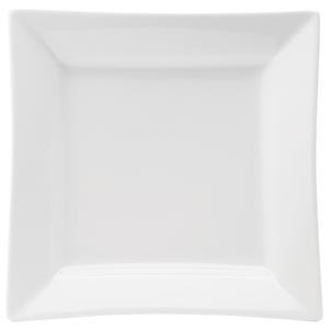 Utopia Anton Black Matrix Deep Square Plate 9inch / 23cm