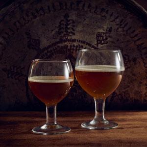 Fully Toughened Toscana Stemmed Beer Glasses 14.4oz / 410ml