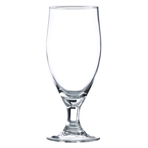 Dunkel Stemmed Beer Glasses Fully Toughened 9.9oz / 280ml
