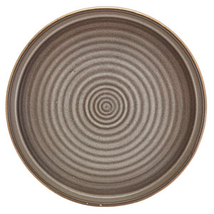Terra Stoneware Antigo Presentation Plates 10.2inch / 26cm