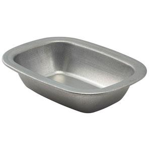 Vintage Steel Pie Dish 7.8inch / 20cm