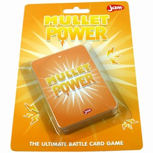 Mullet Power Cards Game