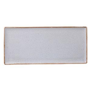 Seasons Stone Rectangular Platter 35 x 15.5cm