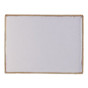 Seasons Stone Rectangular Platter 35 x 25cm