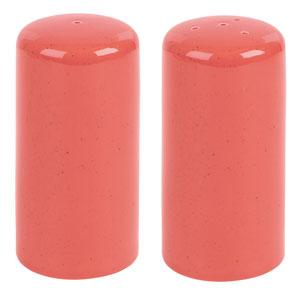 Seasons Coral Salt Pot 3inch / 8cm