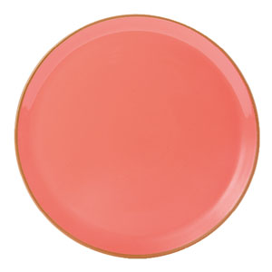 Seasons Coral Pizza Plate 11inch / 28cm