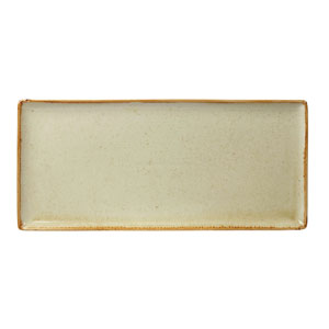 Seasons Wheat Rectangular Platter 35 x 15.5cm