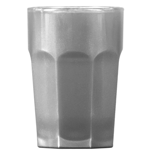 Elite Remedy Polycarbonate Shot Glasses CE Silver 0.9oz / 25ml