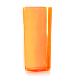 Econ Polystyrene HiBall Tumblers CE Neon Orange 10oz / 284ml
