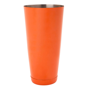 Boston Shaker Tin Orange 28oz / 750ml