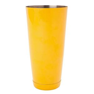 Boston Shaker Tin Yellow 28oz / 750ml