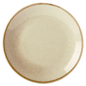 Seasons Wheat Coupe Plate 11inch / 28cm