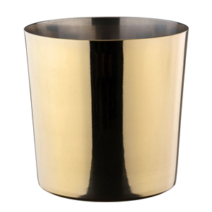 Gold Serving Cup 14oz / 400ml