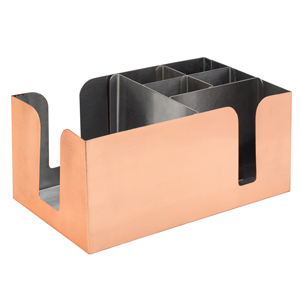 Copper Bar Caddy