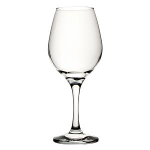 Amber Red Wine Glasses 12oz / 350ml