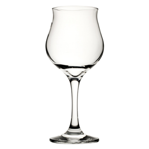 Wavy Red Wine Glasses 12oz / 360ml