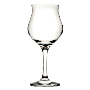 Wavy White Wine Glasses 10.25oz / 290ml