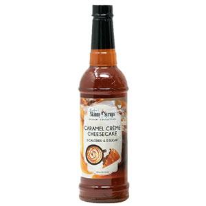 Caramel Crème Cheesecake Skinny Syrup 750ml