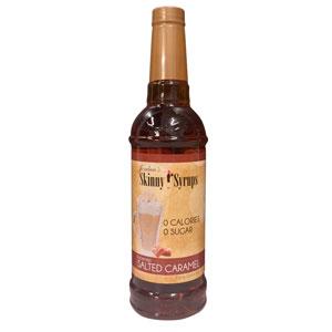 Salted Caramel Skinny Syrup 750ml