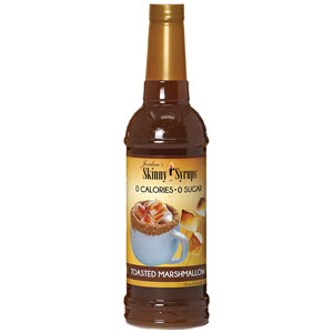 Toasted Marshmallow Skinny Syrup 750ml