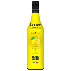 ODK 100% Sicilian Lemon Juice 750ml