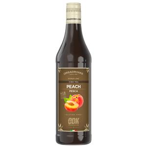 ODK Peach Iced Tea Syrup 750ml