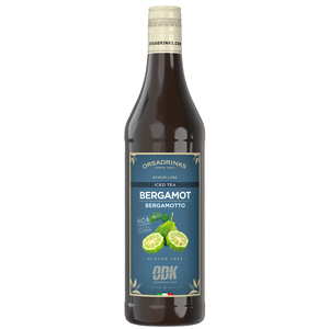 ODK Bergamot Iced Tea Syrup 750ml