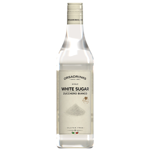 ODK White Sugar Syrup 750ml