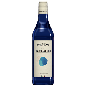 ODK Tropical Blue Syrup 750ml
